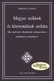 Tinta Knyvkiad: Magyar szólások és közmondások szótára